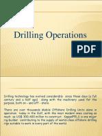 Drilling Op n