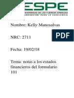 Notas a los estados financieros del formulario 101.docx