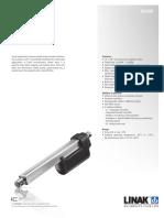 Linear Actuator LA37 Data Sheet Engpdf