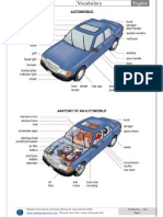 Car Parts Picture Dictionary