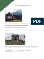 Nama Kerajaan Hindu Di Indonesia