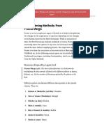 Prasna Timing Methods_ thoughts on Jyotish – Medium