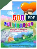Libro de Adivinanzas Para Niños