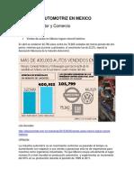 Industria Automotriz en Mexico (1)