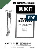 Aluminum Chain Hoists - March 1987 113534-01.pdf
