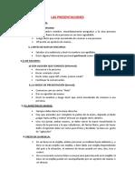 LAS PRESENTACIONES.docx
