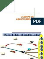 Cadenas de Abastecimiento Localizacion