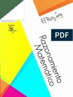 Razonamiento Matemático - Colección El Postulante