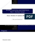 Bab 2 StatMat