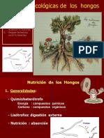 Ecologia de Los Hongos 1
