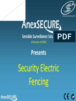 SSSPL Security Electric Fencing