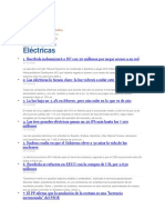 Actualidad Sector Eléctrico