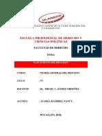 LOS SUJETOS DEL PROCESO................pdf