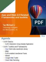 Ajax Frameworks China