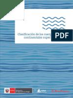 Clasificación de Aguas Continentales 30.4
