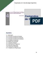 Capitulo 6- Comandos de Decisão