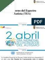 Trastorno del Espectro Autista (TEA) - DECE