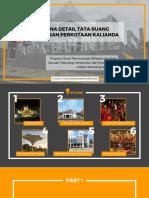 PPT Rencana Detail Tata Ruang Kota Kalianda_Studio Perencanaan Kota ITERA
