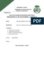 Informe de Bioquìmica