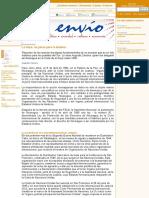 Revista Envío - La Haya