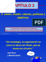 PE03 Vision Mision Valores Objetiv