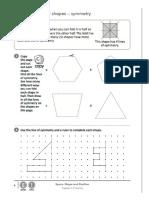 maths symmetry 1