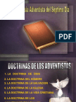 6 Doctrinas y 28 Creencias.pps