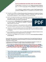Historia e Origen de La Universidad Nacional Mayo de San Marcos