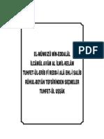 Gazali (r.a.) ve Rûh-ul-Beyân Tefsîrinden Seçmeler (http://jonasclean.blogspot.com)
