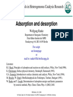 Wolfgang Ranke Adsorption 081128