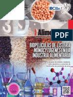 Industria Alimentaria Mayo-junio 2018