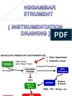 Instrumentation Drawing 1
