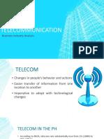Ppt Telecom