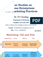 YU Chunling_New Marketing Practices