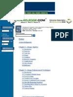 ROBOTICS Handbook of Computer Vision Algorithms in Image Algebra