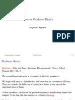 Producer Theory