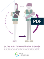Estudio La Formacion Profesional Dual en Andalucia
