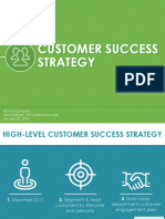 Customer Success Strategy Template-1