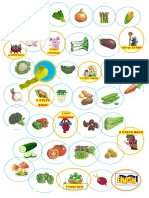 Vegetables Activities Promoting Classroom Dynamics Group Form 87585