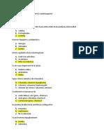 repaso de Bioquimica 2 Con Respuestas