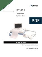 Bt 350 Op Manual(350 Eng Opm Eur r12)