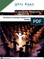 HRDLP Brochure