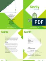2017 Klarity Catalogue