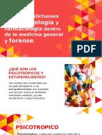Toxicologia y Farmacologia Forense