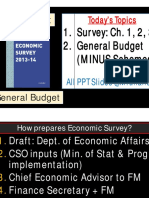 L1 p1 Economic Survey Introduction[1]
