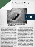 Historia de Los Volcanes de Nicaragua