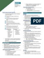 Notes on Jaundice (Pediatrics)