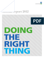 DNV Annual Report 2012