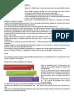 Fluorometría y Fosforimetría