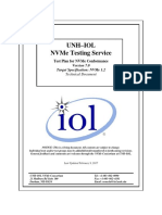 UNH-IOL NVMe Conformance Test Suite v7.0